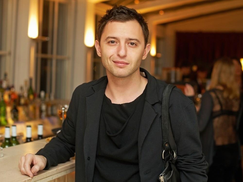 Роман Билык из группы Звери