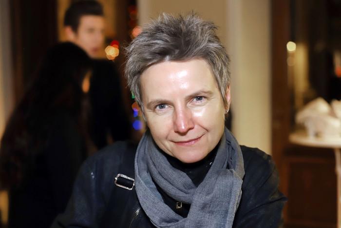 Светлана Сурганова - интервью в Выборге