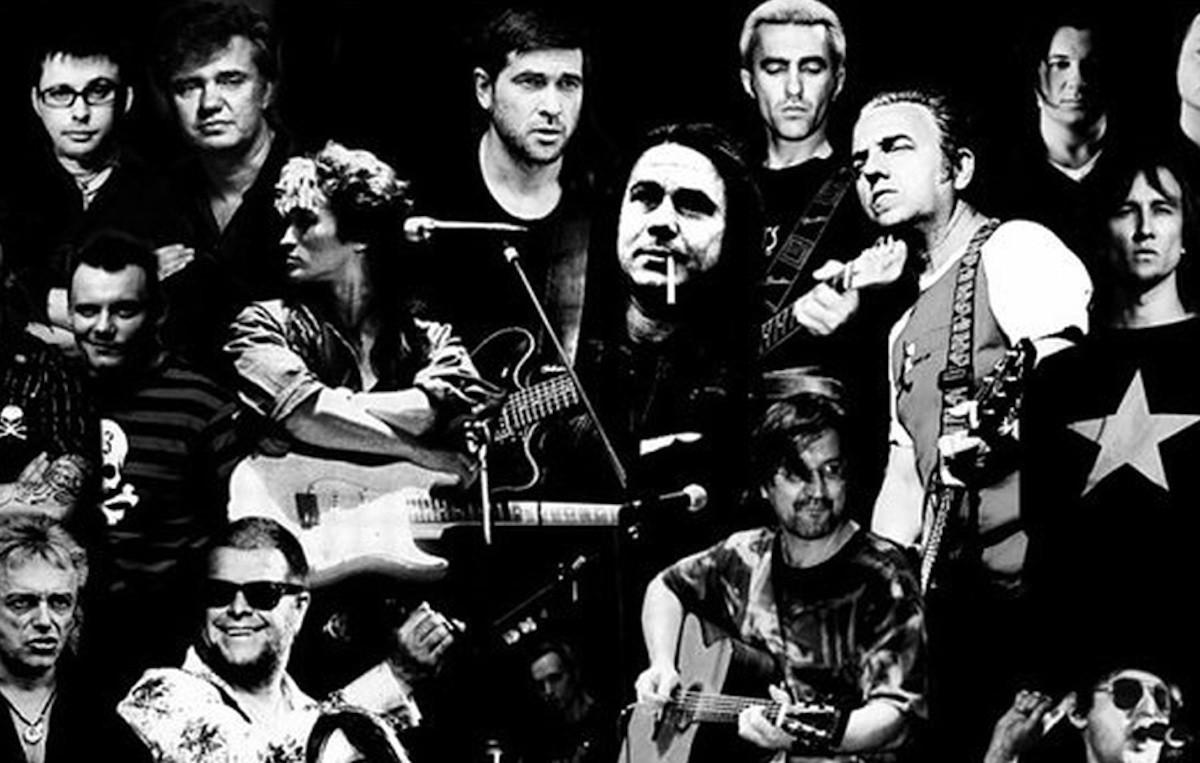Русский рок 90-х – 2000-х годов
