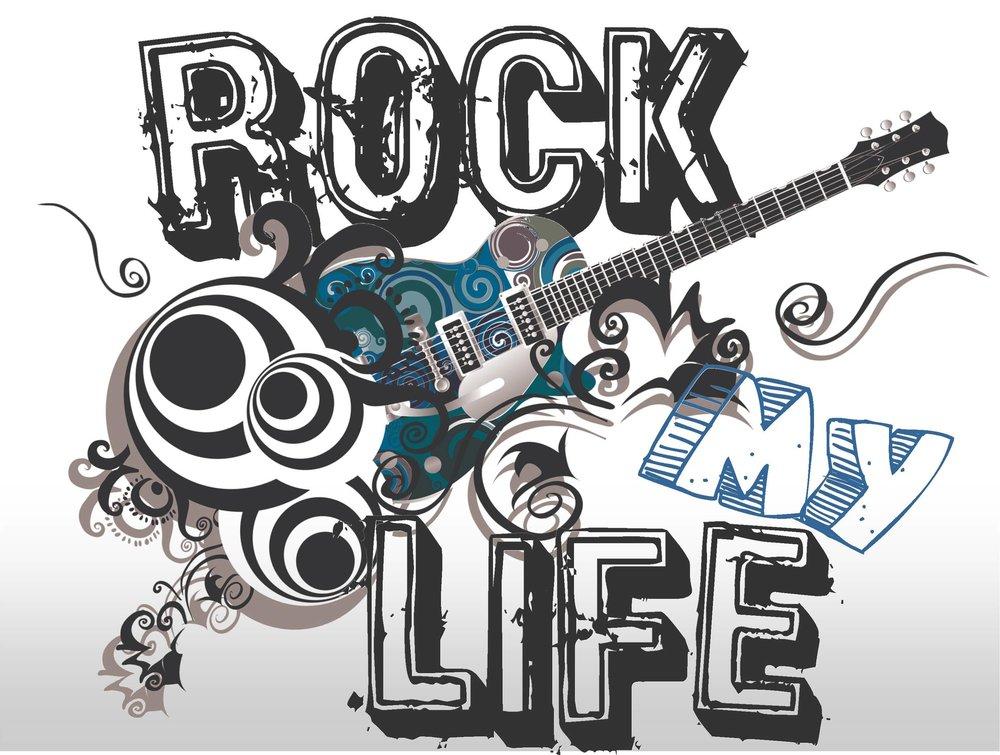 Рок, Rock my life