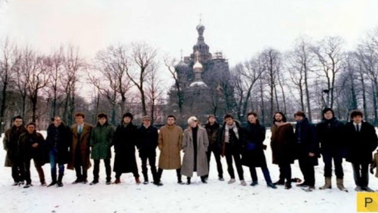 Популярные российские рок-группы 70-х годов