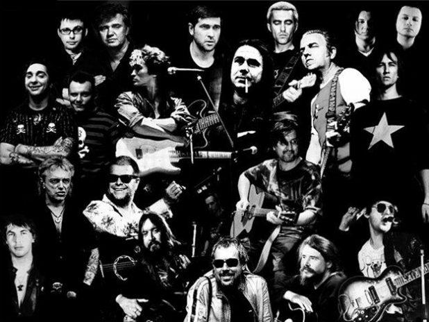Самая известная русская рок-группа