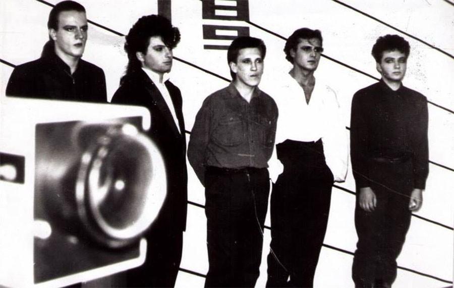 Русский рок лучшие 80 90х годов