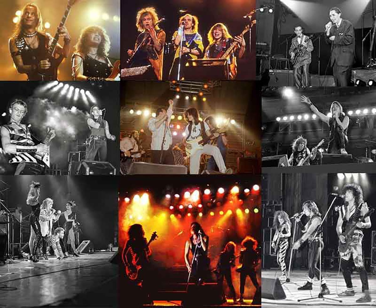 Русские рок группы википедия