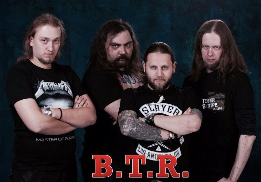 группа B.t.r