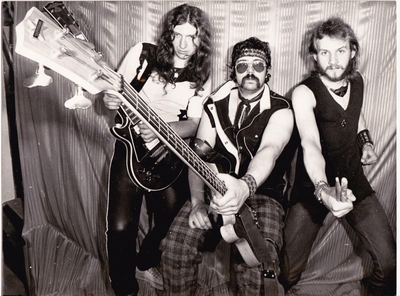 рок-групп 70-х русские
